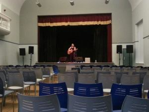 Youghal inside venue